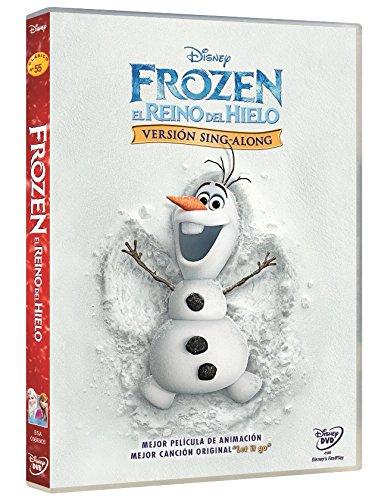 Frozen: El Reino Del Hielo - Versión Sing Along [DVD]