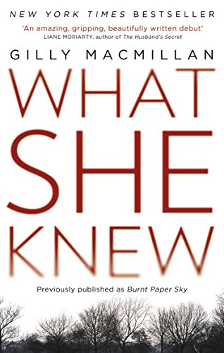 What she knew the worldwide bestselling thriller ebook gilly what she knew the worldwide bestselling thriller by macmillan gilly fandeluxe Gallery