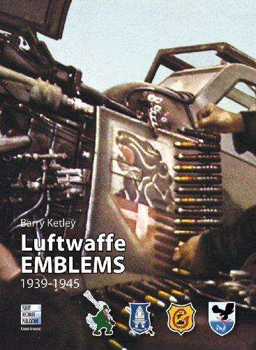Luftwaffe Emblems 1939-1945 por Barry Ketley