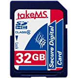 takeMS 88635 Carte mémoire SDHC