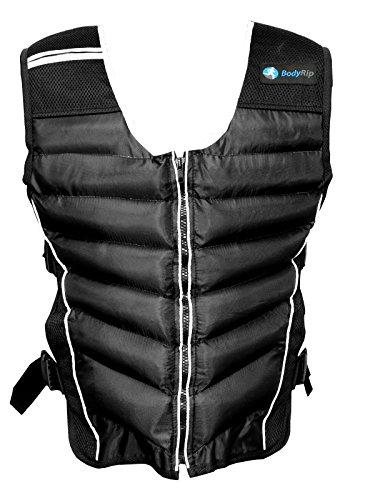 Body Rip Premium - Chaleco de peso, color negro, talla 10 kg
