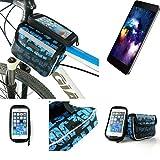 Fahrrad Rahmentasche für TP-LINK Neffos X1,