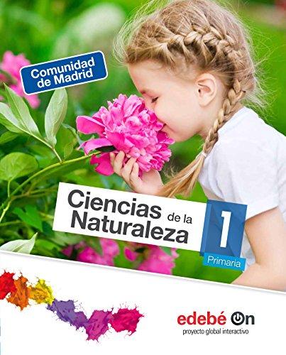 Ciencias de la Naturaleza 1 (versión Madrid) - 9788468323091