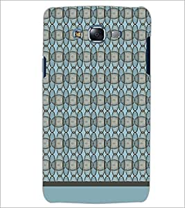 PrintDhaba Ovel pattern D-1932 Back Case Cover for SAMSUNG GALAXY ON 5 (Multi-Coloured)