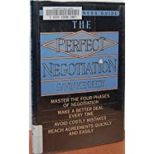 The Perfect Negotiation (Wings Perfect Business Guides) by Gavin Kennedy (1994-06-05)