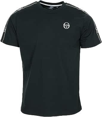 Sergio Tacchini Feather T-Shirt, T-Shirt - XS Black