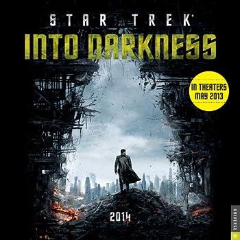 Star Trek Into Darkness 2014 Wall Calendar