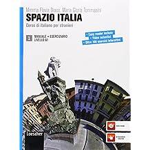 Spazio Italia 1 (incl. CD-Rom). Manuale 1 + Eserciziario. A1
