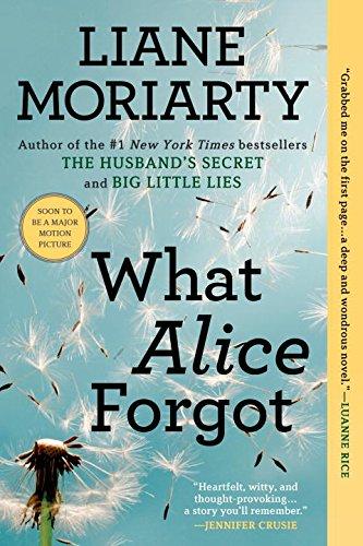 What Alice Forgot por Liane Moriarty