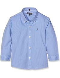 Tommy Hilfiger Boy's Bree Dobby L/S Shirt
