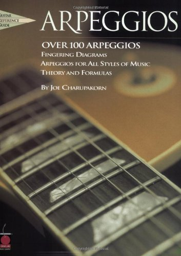 Arpeggios guitare (Guitar Reference Guides)