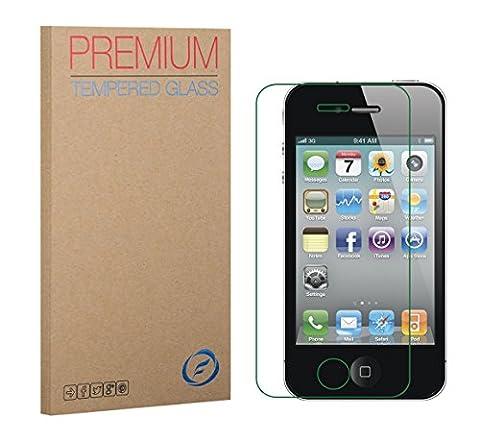 FUTLEX iPhone 4 / 4S Première Qualité Film Protection d'écran