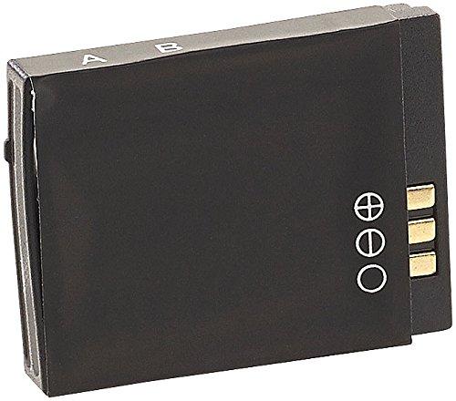 simvalley MOBILE Handyuhr mit Kamera: Ersatz-Akku für Handy-Uhr/Smartwatch PW-430.mp und PW-440 (Smartwatch für für Handy, Mobiltelefon, Motorola, Nokia, LG, HTC, Sony)