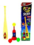 Playking Virgo Toys Pop Up & Strike Baseball Set - Can be Played at Garden, Beach orPpark