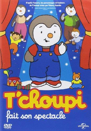 T'choupi fait son spectacle [Edizione: Francia]