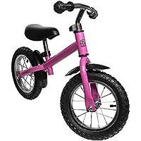 Safetots Bicicleta sin pedales con sillin regulable para edades de 2 a 5 años
