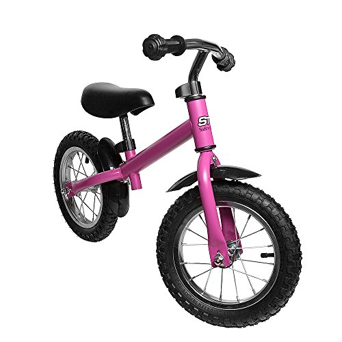 Safetots Balance Bike, pink
