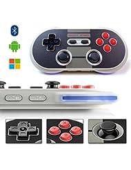 Yikeshu NES30 Retro Wireless Bluetooth Controller pour Nintendo Switch/ Android / Windows PC / Mac