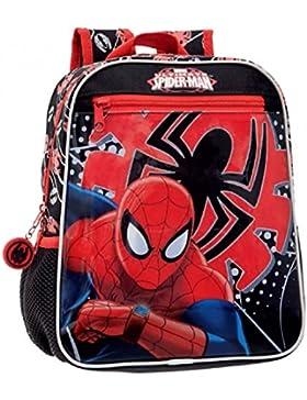 North Star Zaino Spiderman Nero