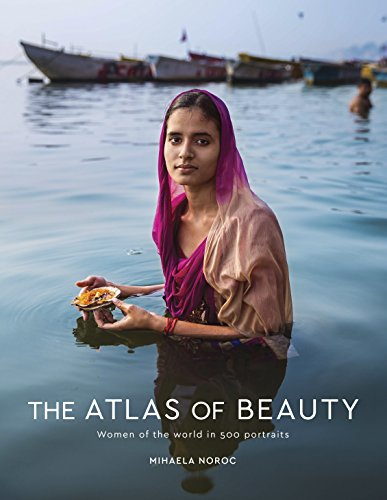 The Atlas of Beauty: Women of the World in 500 Portraits (Kleine Welt-atlas Der Welt)