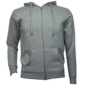 SUMG Apparel Unisex Kapuzenjacke Kapuzen Sweat-Jacke 'Basic Hooded Zipper'