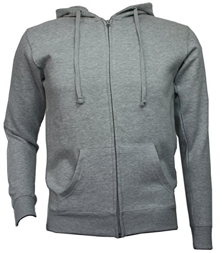 SUMG Apparel Unisex Kapuzenjacke Kapuzen Sweat-Jacke 'BASIC Hooded Zipper'
