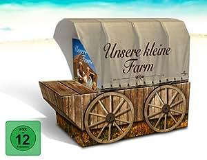 Unsere kleine Farm - Gesamtbox (Staffel 1-10) (Limited Edition, 58 Discs)
