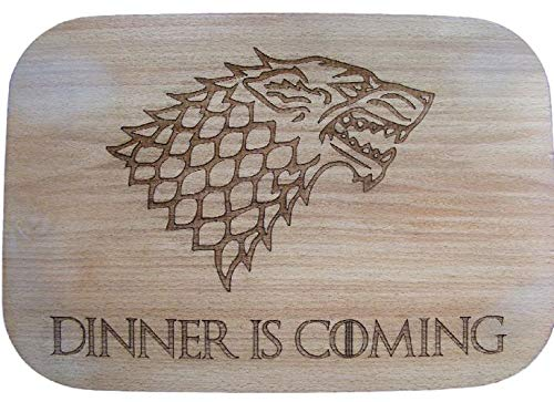 GAME OF THRONES PREMIUM HACKPAPPE CHOPPING BOARD