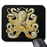 Computer Accessories Anti-Friction Wristband Common Octopus Mouse Pad 18X22