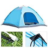 GOCART WITH G LOGO Portable Foldable Instant Family Camp Home Tent Dome Shape