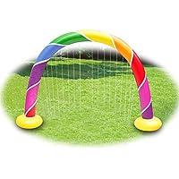 Splosh Rainbow Archway aspersor de agua inflable