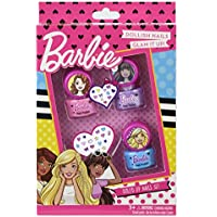 Barbie - Doll'D Up Nails, estuche de maquillaje infantil (Markwins Beauty Brands 9708310)