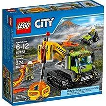 LEGO - 60122 - City - Jeu de construction  - La Foreuse à Chenilles