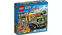 LEGO CITY CINGOLATO VULCANICO 60122