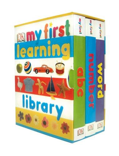 Learning Library (My First Board Book) por Dorling Kindersley