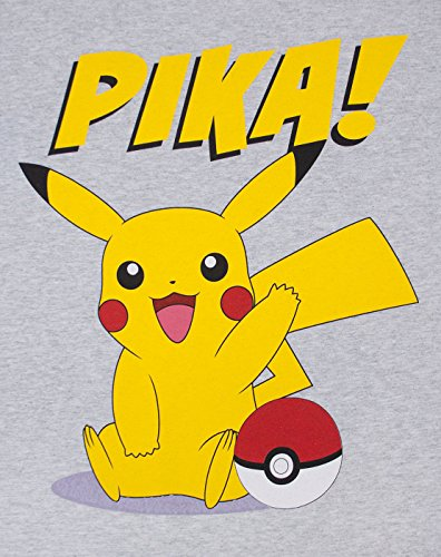 Pokmon-Pika-Boys-T-Shirt-5-6-Years