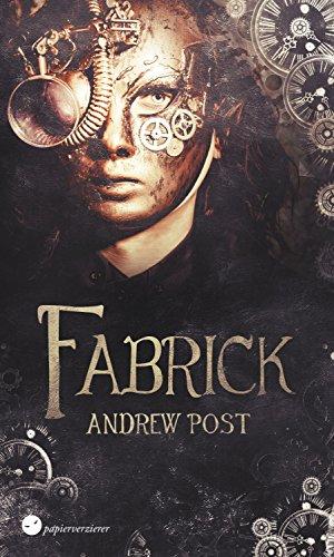 Fabrick: Fantasy-Thriller, Jugendroman, Mystery