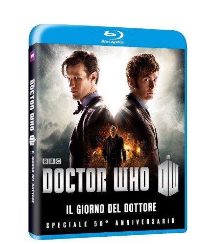 Doctor Who - Il giorno del Dottore(50' anniversario)