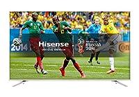 Hisense 75-Inch 4K Ultra HD Smart TV - Silver (2018 Model)