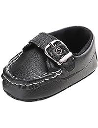 Y-BOA Chaussure Bébé Unisexe Cuir PU Souple Chausson Premier Pas Toddler