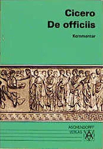 Philosophische Schriften: Kommentar (Latein) (Aschendorffs Sammlung lateinischer und griechischer Klassiker / Lateinische Texte und Kommentare)