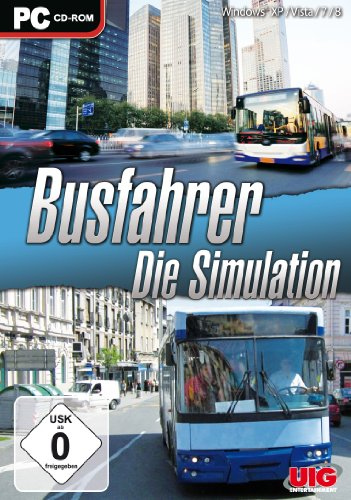 Busfahrer - Die Simulation - [PC]