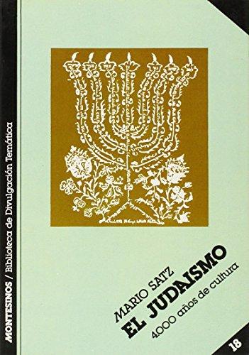 El judaísmo (Biblioteca de Divulgacion Tematica)