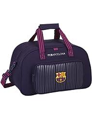 4a3895226077d Safta Bolsa De Deporte F.C.Barcelona 2ª Equipacion 16 17 Oficial  400x230x240mm
