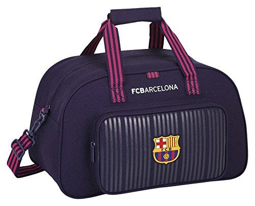 34f4421f0d310 Safta Bolsa De Deporte F.C.Barcelona 2ª Equipacion 16 17 Oficial  400x230x240mm
