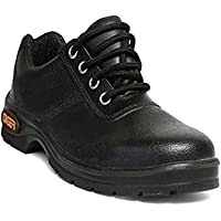 Tiger Lorex PU Sole Leather Safety Shoes ISI (5)