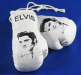 Elvis (der King of Rock & Roll) Mini-Boxhandschuhe .. (Rückspiegel)
