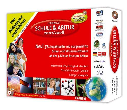 Lernpaket Schule & Abitur 2007/2008 Kompakt