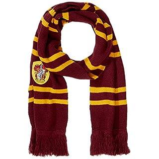 Cinereplicas 3760166567157 - Harry Potter Gryffindor Schal, Ultra Soft Stoff, Zip-Beutel, 190 cm, lila