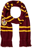 Harry Potter Bufanda, ultra soft de 190 cm, con bolsa con cremallera (Cinereplicas Gryffindor Purple)